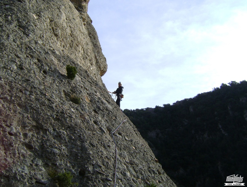 Esparraguera a la RocaGris