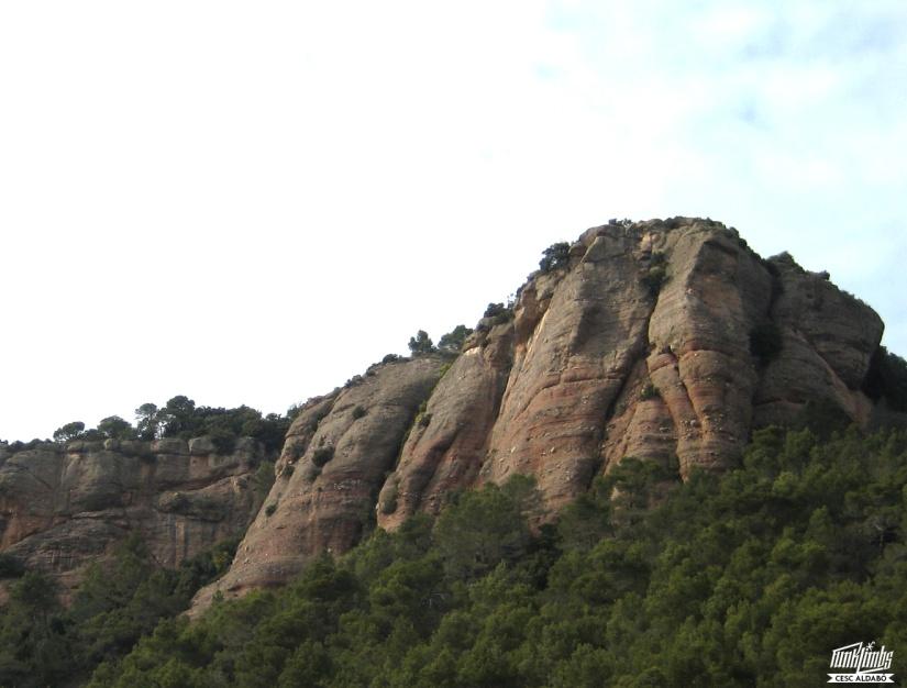Punta d'en Clerc a la Roca de les OnzeHores