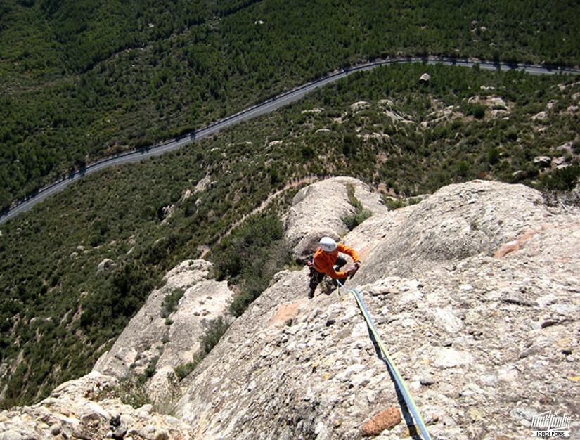 Picnic al Serrat delMonjos