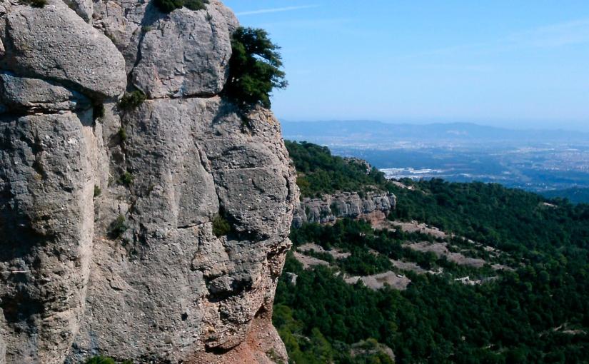 Àngel Casanoves i Crespo a la Punta delsCavalls