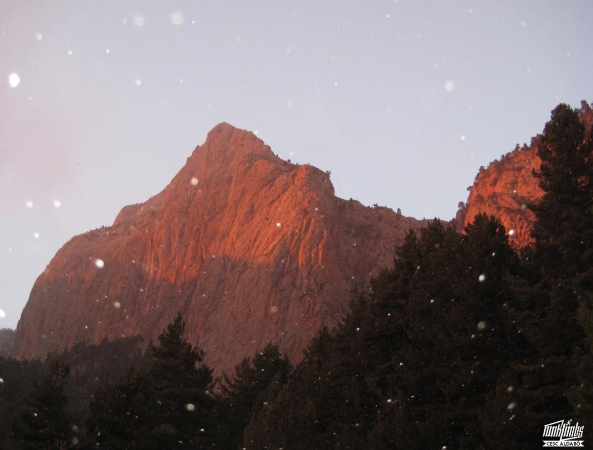 Directa Estel a la Roca Gran d'enFerrús
