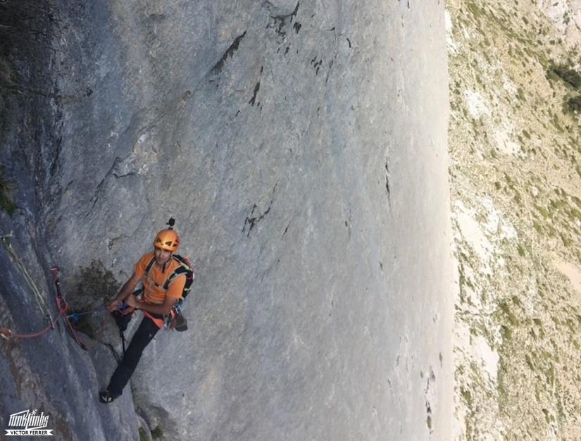 Anglada-Guillamón, Pedraforca Sud