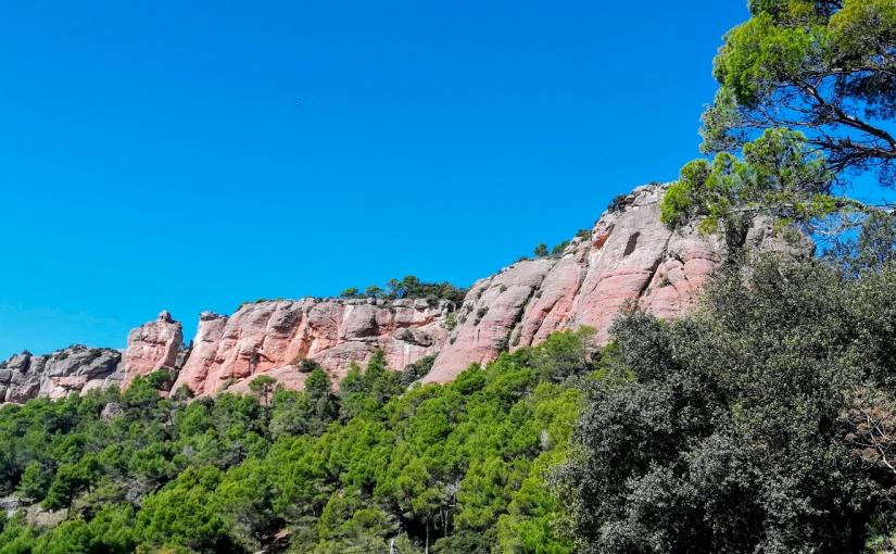 Xapes Blaves a la Roca de les OnzeHores