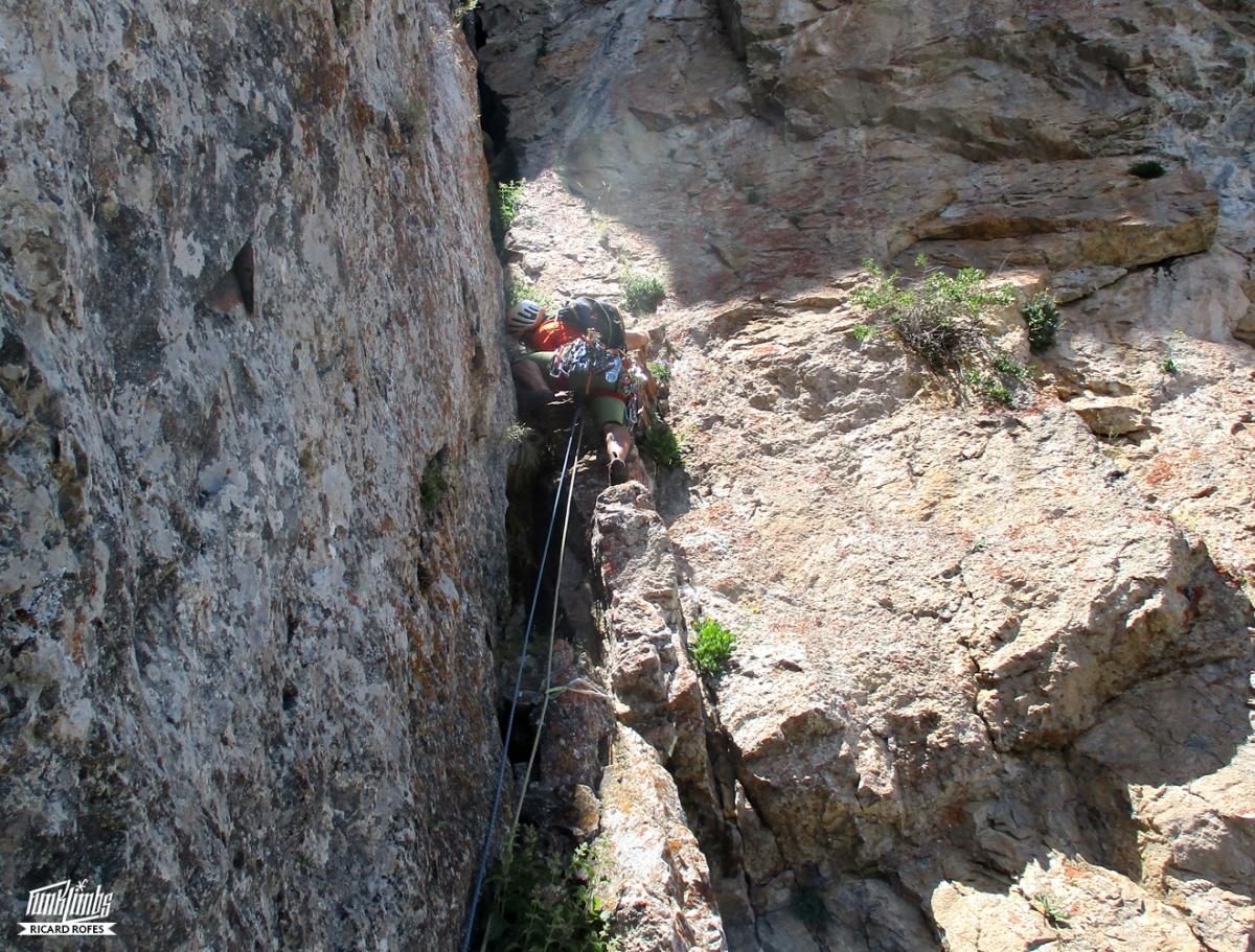 Berta a la Roca del'Ordiguer