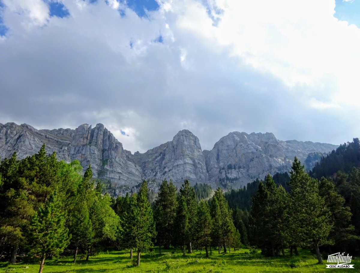 Cerdà-Pokorski a la Roca de l'Ordiguer